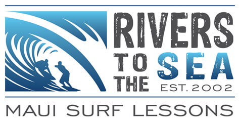 Best Maui Surf Lessons | Rivers To The Sea Surf School