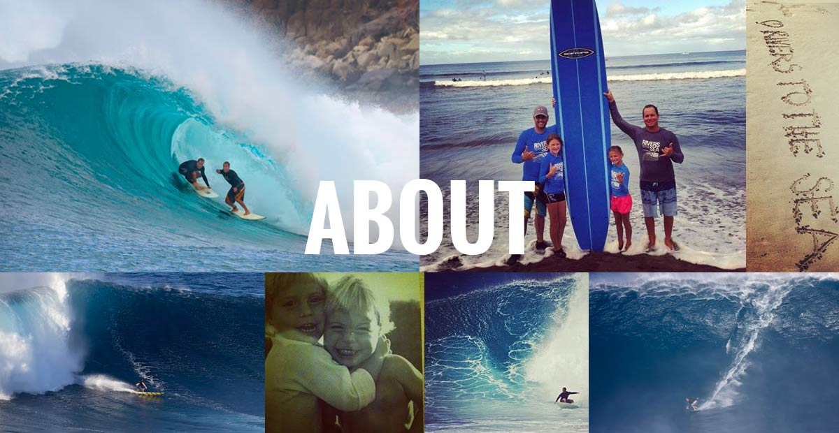 About Us | Rivers To The Sea Surf Lessons