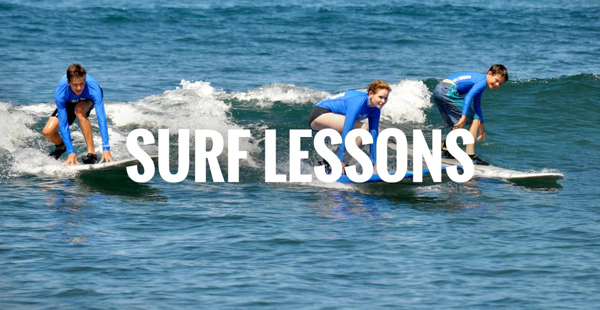 Maui Surf Lessons Rivers To The Sea Surf School